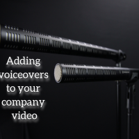 Voiceovers for Company Videos