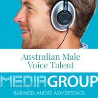 Australian Male Voice Talent