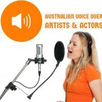 Australian Voice Over Artists & Actors