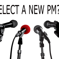Is it easier to choose a V/O than elect a new PM?
